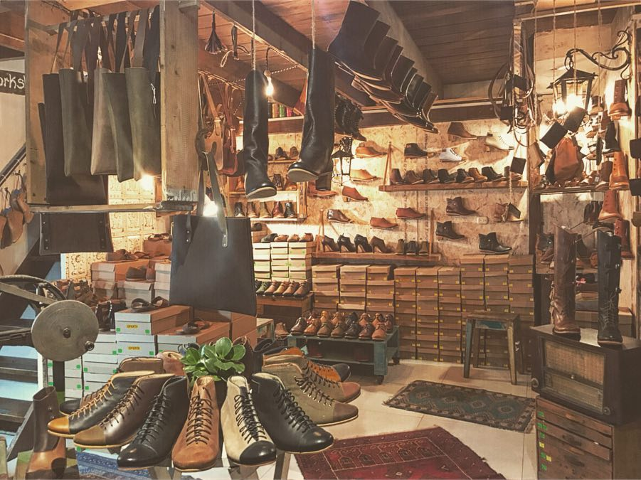 Cooperative Handmade Barranco Lima Peru showroom photo 08