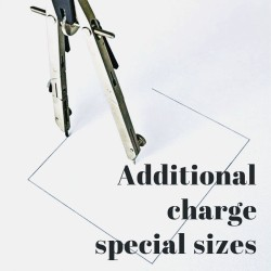 Additional charge special sizes from 45 till 50