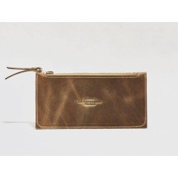 Conce Purse oily leather dry land